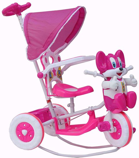 Tricycle Rocking Pink , tricycle online