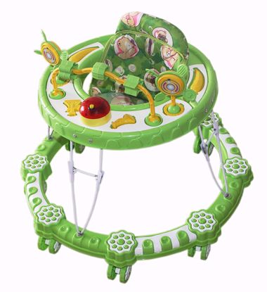 Baby Walker Shine Green
