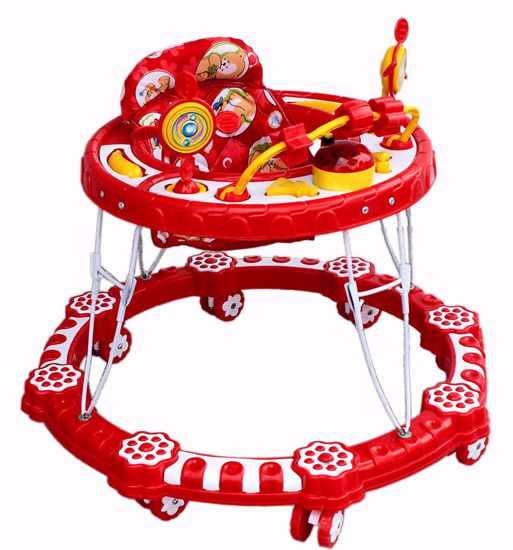 Picture of Baby Walker  Shine -Red