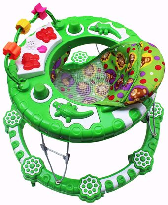 Baby Walker Supreme Green