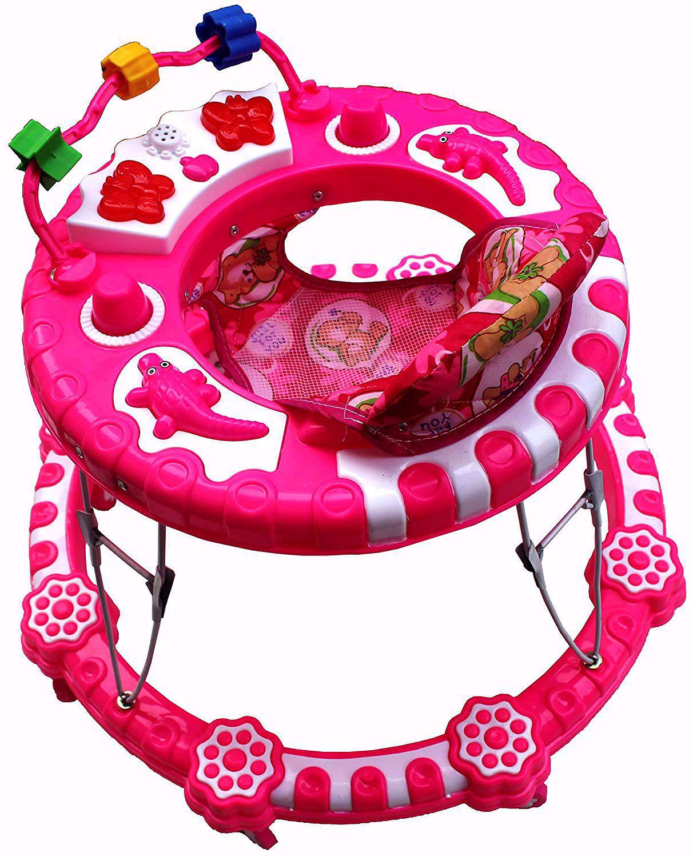 Baby Walker Supreme  pink