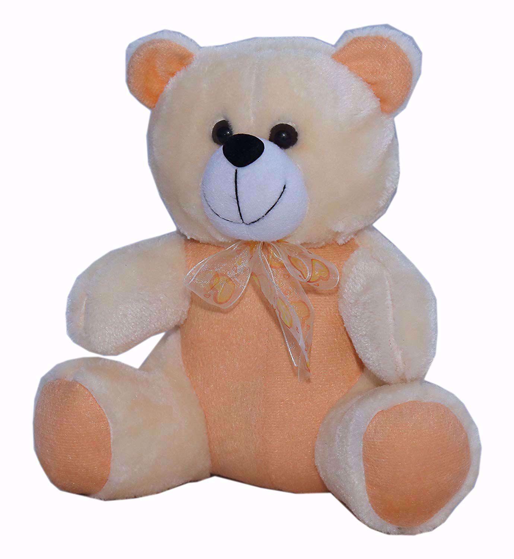 Cream Teddy 25cm ,teddy with cream onlinedy