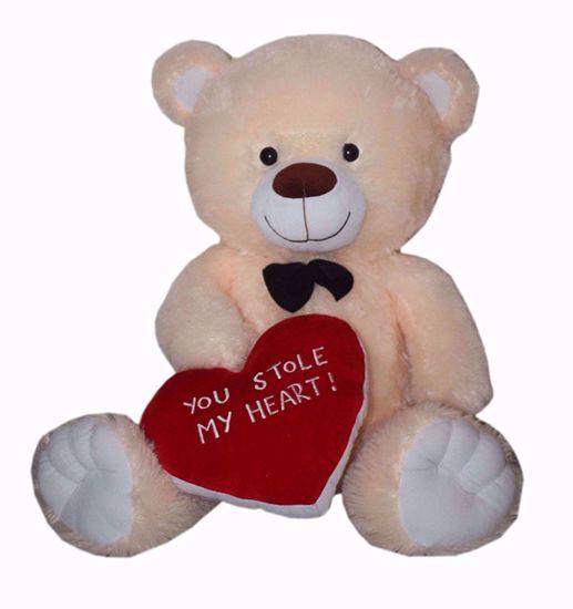 Teddy Bear U Stole My Heart 50 Cms.,Teddy Bear My Heart online