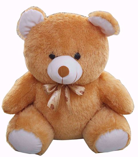 "Teddy with""Love You"" Ribbon, i love you taddy bear with ribban online"