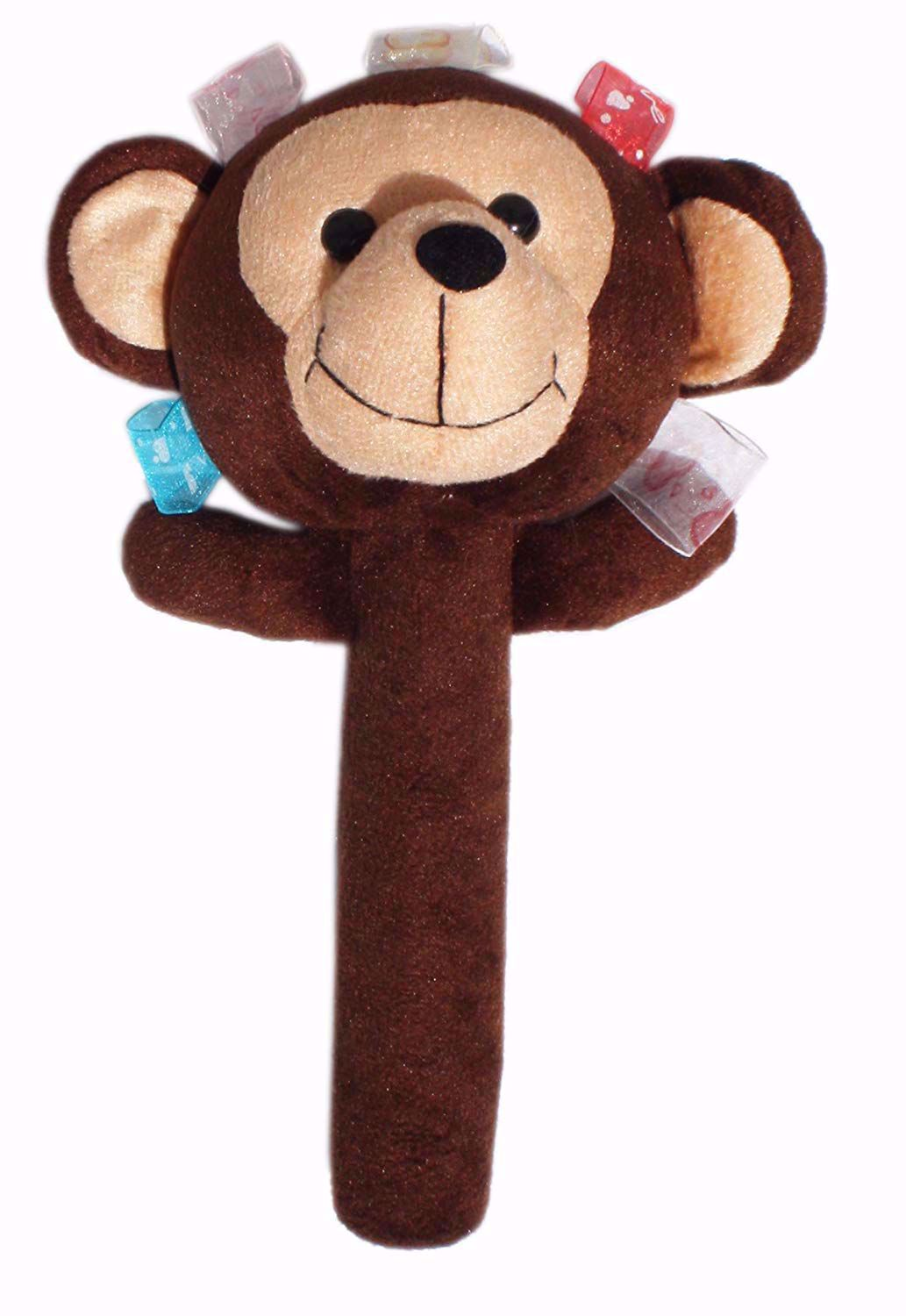 Soft Baby Rattle Monkey - BJ1103, Rattle Monkey online