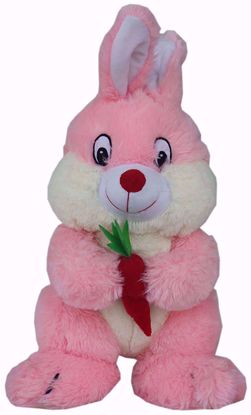 Standing Rabbit 30cms (Pink) BJ1245,cute rabbit online
