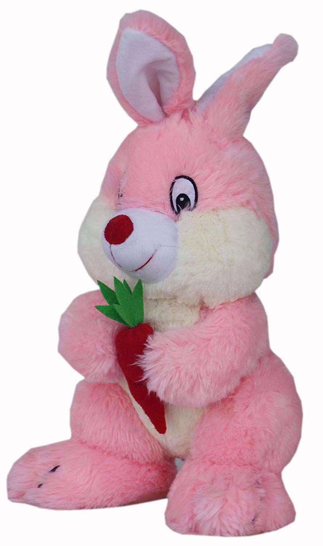 Standing Rabbit 30cms (Pink) BJ1245,cute rabbit online