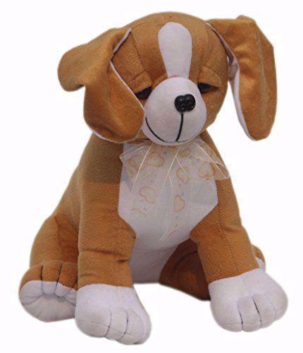 Sitting Dog 25cms - BJ1118, teddt beat dog online