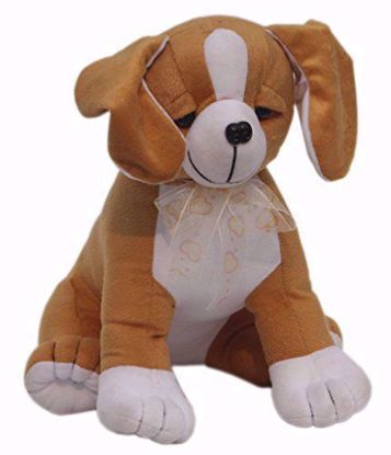 Sitting Dog 25cms - BJ1118, teddt beat dog online