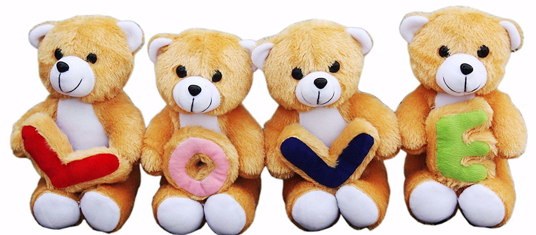 Picture of Love Teddies Beige