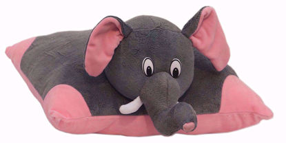 Elephant pillows--Grey,elephant pillow price online-pink 42cm
