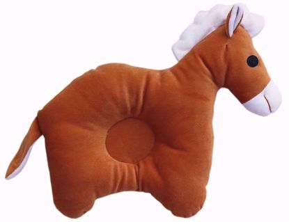 Horse Baby Pillow 35*25cms, kids horse pillow online