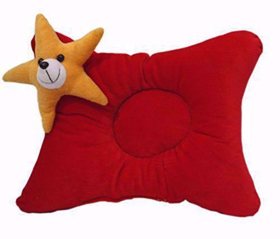 Baby Pillow Star (Red) - bj1119,baby star pillow online