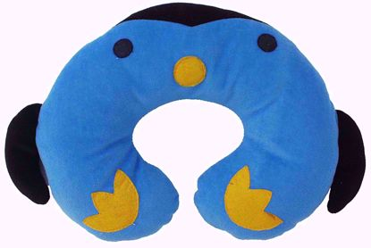 Feeding  Baby Pillow, Blue/Yellow (bj1189),feeding pillow online