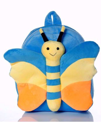 Butterfly  Bag -blue,kids butterfly bag online