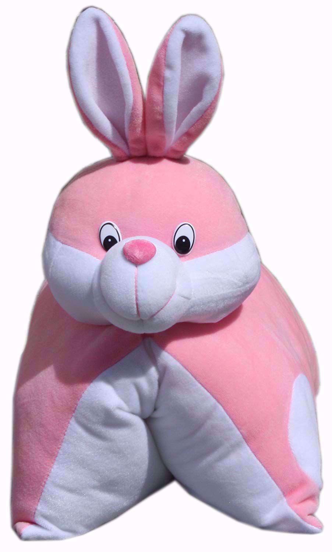 Fun Pillow - Bunny (Pink) - bj1102,bunny pillow online