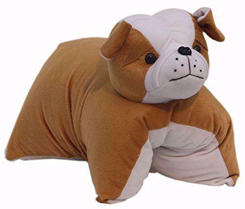 "Fun Pillow ""Bulldog"" 40cms - AD1113,bulldog pillow online"