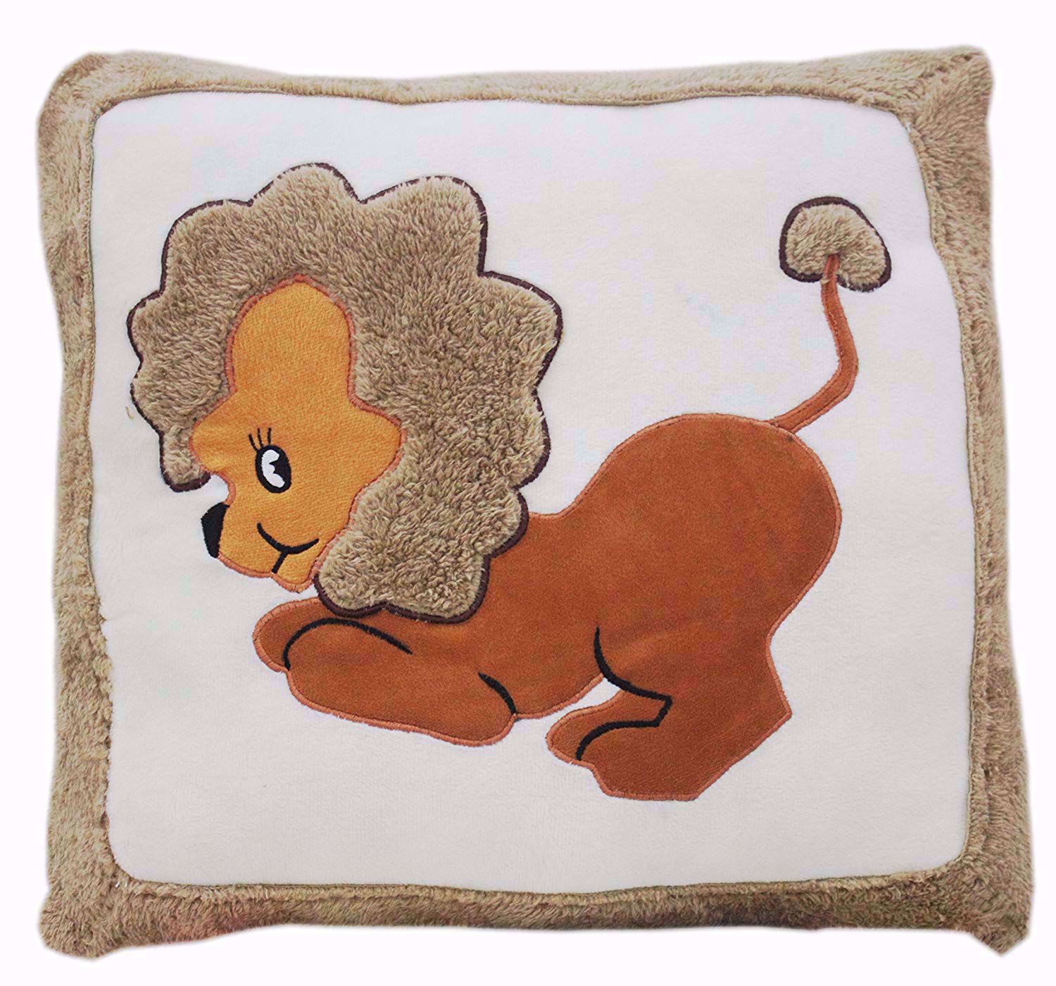 Baby Lion Stuffed Cushion, lion cushions online