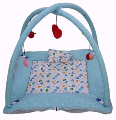 Baby Play Gym Blue