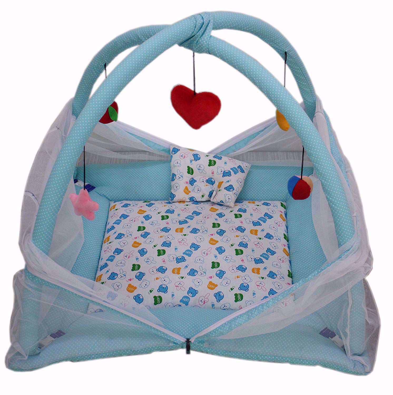 Baby Play Gym Blue