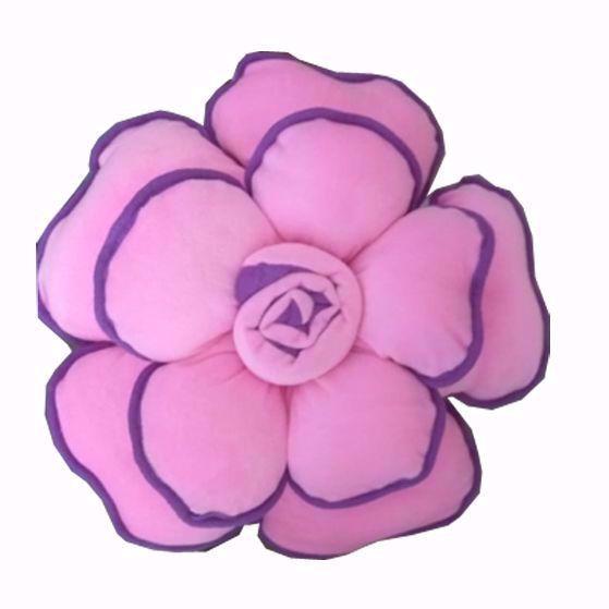 flower-pillow-pink,pink flower pillow online
