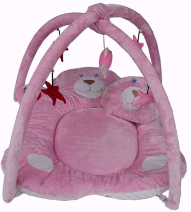 Baby Play Gym Pink