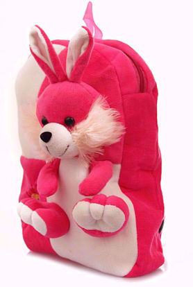 Baby pink Bag Rabbit Cute Toys