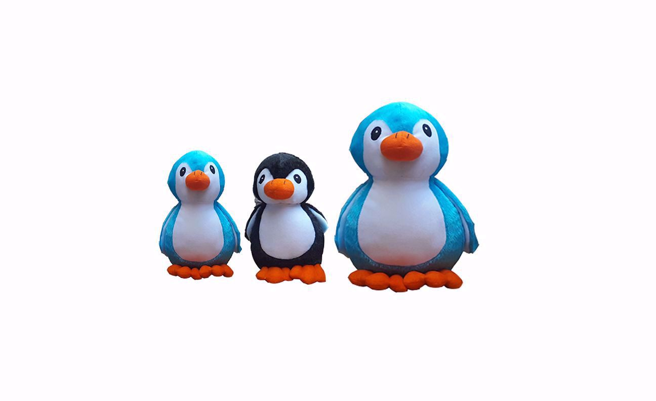 Picture of Penguin Soft Plush Toy