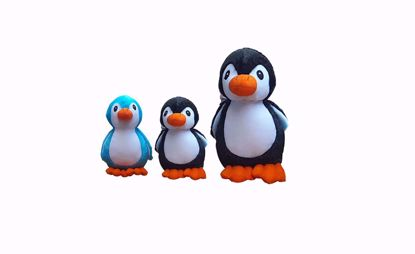 Picture of Penguin Cute Plush Kids