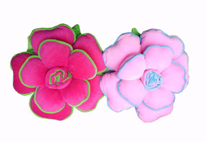 Picture of Flower Cushions (Set of 2)