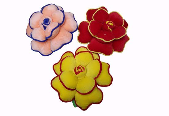 Picture of flower pillow -(3)