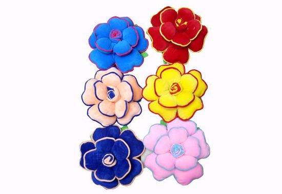 Picture of flower pillow (set- 6)