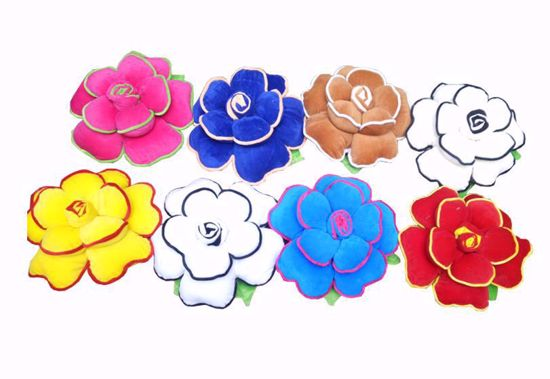 Picture of Flower Pillow (Set-8)