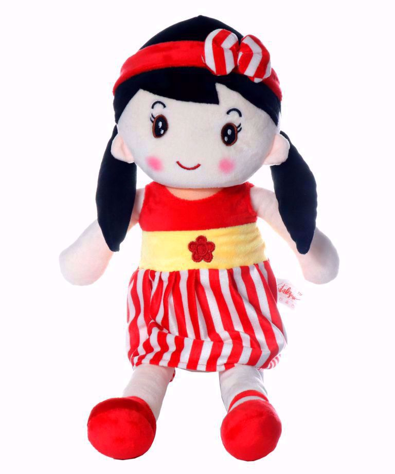 Picture of Rag Doll - Red -60cm