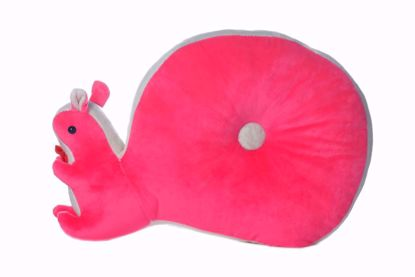 Picture of Squirrel  Pillow d-pink
