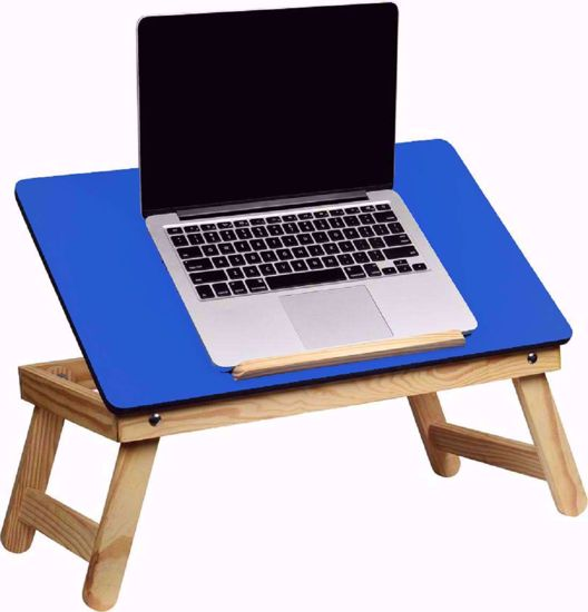 Baby Laptop Table Blue