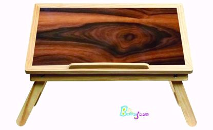 Baby Laptop Table Brown
