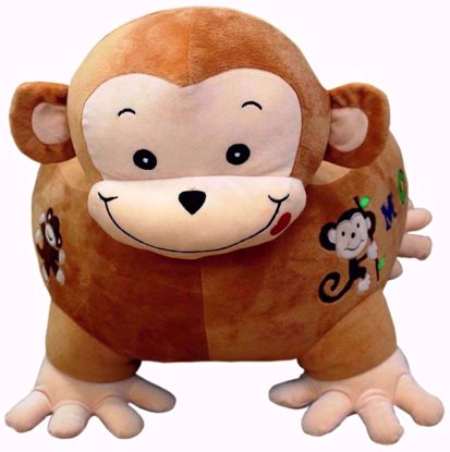 Baby Monkey Sofa Brown