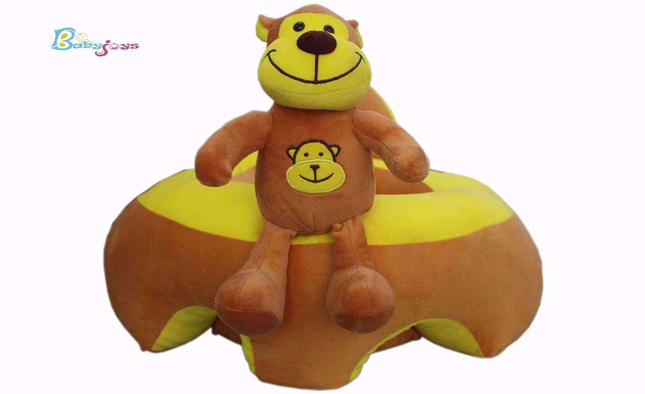 Baby Sofa Small Monkey Brown