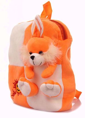 Baby Rabbit Bag Orange