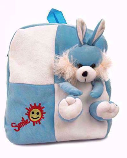 Baby Rabbit Bag Blue
