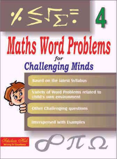 Math Word Four