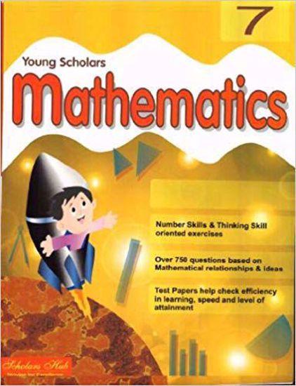 Young scholar mathematics Seven