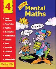 Mental Maths Book Four