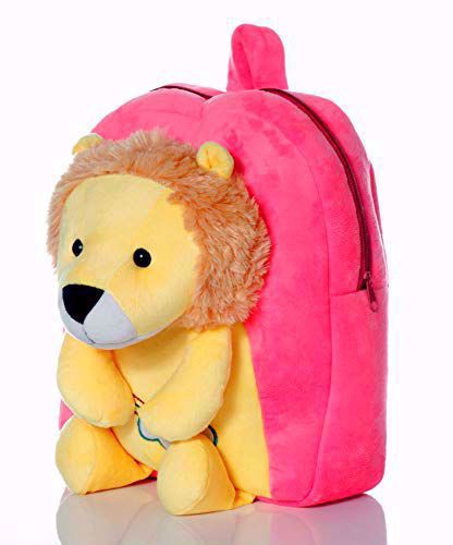 Baby Lion Cute Bag Pink