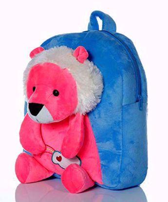Baby Lion Bag Blue
