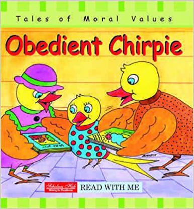 Picture of Obedient chirpie  book