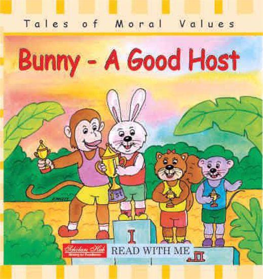 Bunny-a got host