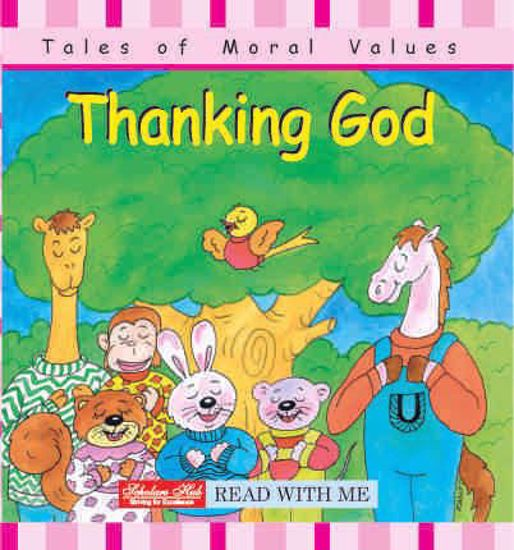 Thanking god story book