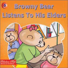Browny Bear Listens To His Elders